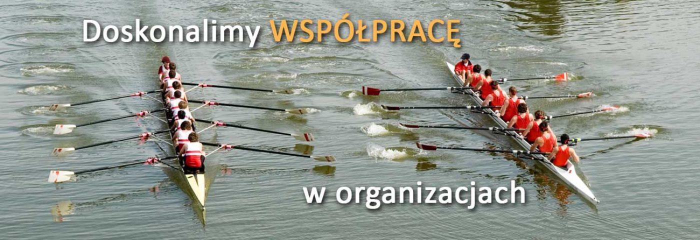 Doskonalimy współpracę w organizacjach